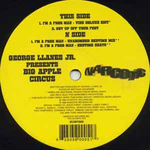 George Llanes, Jr. - Coded EP