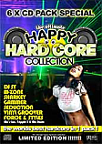 DJ SY / M-ZONE / SHARKEY / GAMMER / SEDUCTION / VINYLGROOVER / FORCE & STYLES / THE ULTIMATE HAPPY HARDCORE COLLECTION