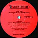 ALIEN PROJECT / MIDNIGHT SUN EP