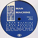MAN MACHINE FEAT THE FORGEMASTERS / MAN MACHINE