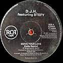 D.J.H. FEAT STEFY / MOVE YOUR LOVE