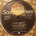 ADDRISI BROTHERS / GHOST DANCER