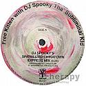 DJ SPOOKY / FREE KITTEN