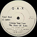 Q.A.X. / GIMME YOUR LOVE