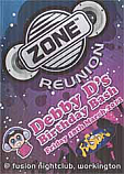 ANDY PENDLE / CHRIS BAKER / MATT FEAR / KEITH CAPSTICK / SAM WHITE + OTHERS / ZONE REUNION DEBBY D'S BIRTHDAY BASH FRIDAY 18TH MARCH 2011