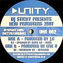 DJ STICKY / NEW PRODUCERS 2007