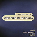 MISS PEPPERMINT / WELCOME TO TOMORROW (DOUBLE)