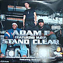 ADAM F FEAT M.O.P. / STAND CLEAR