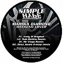ANDY M FEAT MARIKA DIAMOND / WEEKEND LOVER