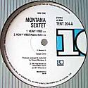 MONTANA SEXTET / HEAVY VIBES