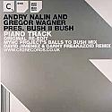 ANDRY NALIN & GREGOR WAGNER PRES BUSH II BUSH / PIANO TRACK
