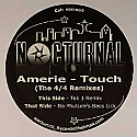 AMERIE / TOUCH (THE 4/4 REMIXES)