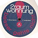 2RAUMWOHNUNG / BESSER GEHTS NICHT