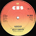BILLY GRIFFIN / SERIOUS
