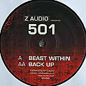 501 / BACK UP / BEAST WITHIN